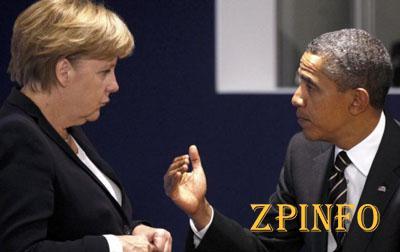 В рамках встречи G7 Меркель и Обама обсудят ситуацию на Донбассе