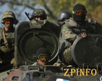В район Бахмутки прибыло подкрепление