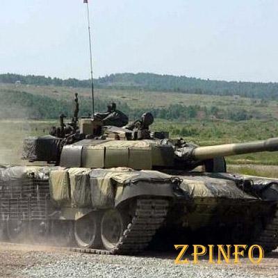В районе Дебальцево замечено российские танки