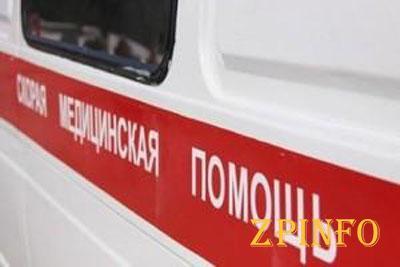 В районе Запорожье после сражения с быком, мужчина попал в больницу