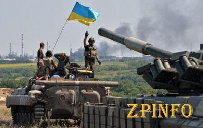 В результате боевых действий под Марьинкой было ранено 4 бойцов