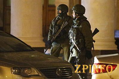 В Севастополь съезжаются радикалы