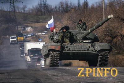 В СНБО подтверждают факт присутствия российских войск на территории Украины
