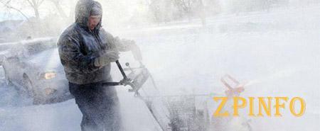 От рекордно низкой температуры в США гибнут люди