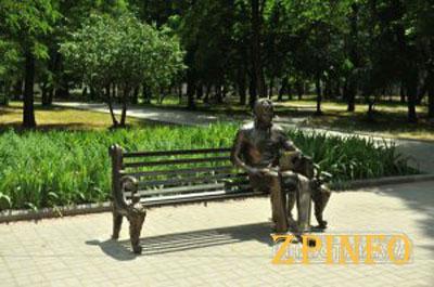 В Запорожье хотят обустроить пешеходную зону в старой части города
