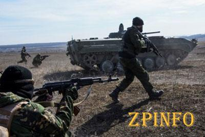 В течение ночи боевики 20 раз нарушали режим прекращения огня (Видео)