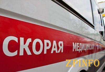 В центре Запорожья 21-летний водитель иномарки сбил пешеходов