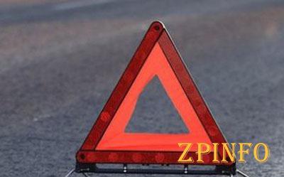 В центре Запорожья автомобиль сбил парня