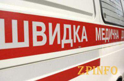 В центре Запорожья водитель легковушки сбил 10-летнего ребенка