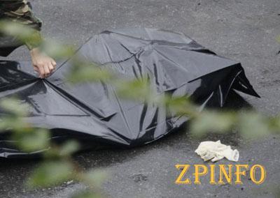 В центре Запорожья зарезали иностранца