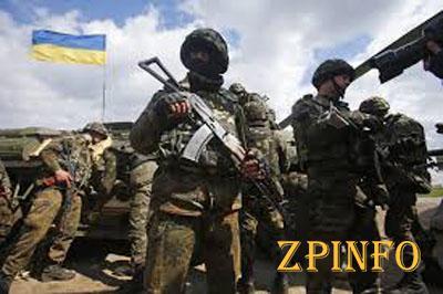 В Запорожье 1200 бойцов АТО получили по 3 тыс гривен