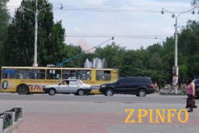 В Запорожье 1 мая на целый час перекроют движение по центральному проспекту