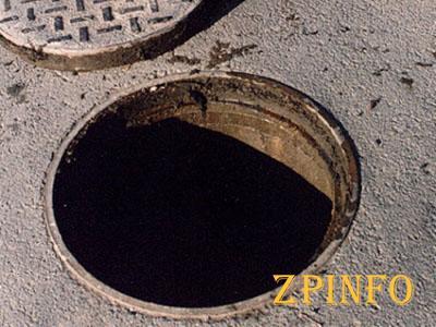 В Запорожье 25-летний парень провалился в люк теплотрассы