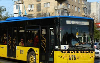 В Запорожье 4 троллейбуса изменят маршрут