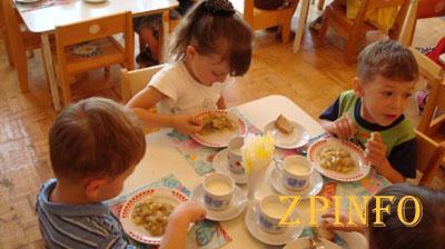 В Запорожье 5 воспитанников детского сада попали в больницу