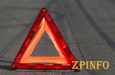 В Запорожье автомобиль сбил пешехода
