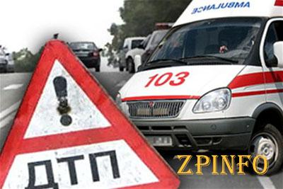 В Запорожье автомобиль ВАЗ сбил 77-летнюю женщину