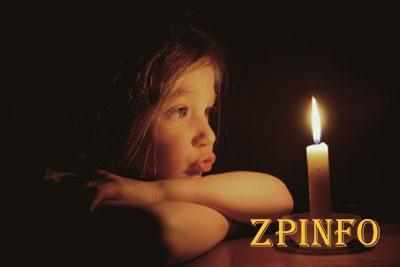 В Запорожье без света остались около 10 тыс. горожан