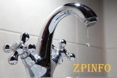 В Запорожье без воды останется множество домов