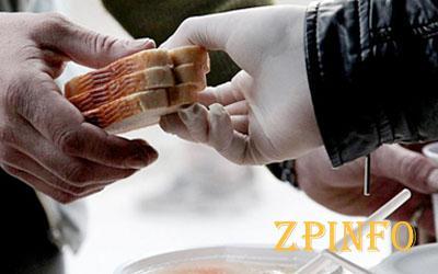 В Запорожье будут кормить бездомных