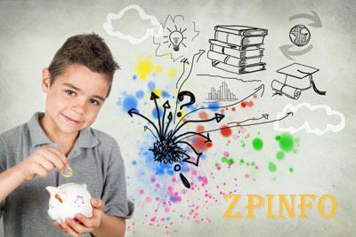 В Запорожье детей учат финансовой грамотности