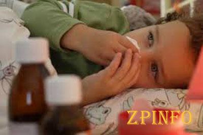 В Запорожье дети стали чаще болеть ОРВИ