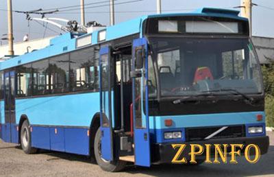 В Запорожье до 1 октября закупят 10 троллейбусов из ЕС