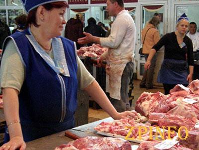 В Запорожье дорожает мясо и сахар