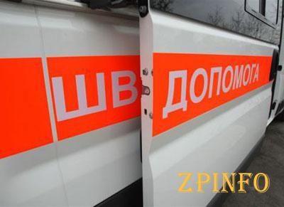 В Запорожье две пьяные девушки избили продавщицу киоска