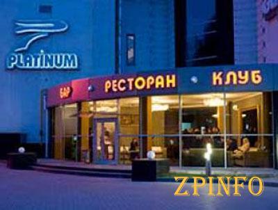 В Запорожье горел еще один ночной клуб