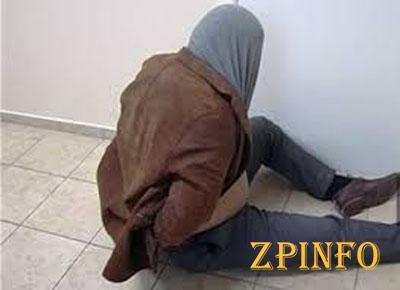 В Запорожье грабители ворвались в пустой банк