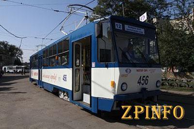 В Запорожье хотят восстановить ликвидированную трамвайную остановку