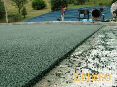 В Запорожье хотят заменить дороги на резиновые