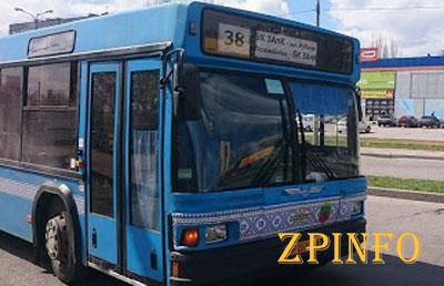 В Запорожье изменится движение автобуса