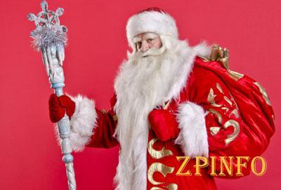 В Запорожье к детям придут 70 Дедов Морозов