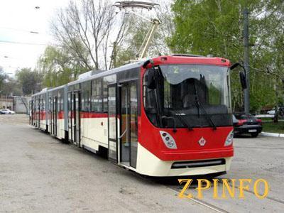 В Запорожье могут появиться чешские б/у трамваи