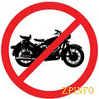 В Запорожье мотоциклистам запретят ездить по проспекту Ленина