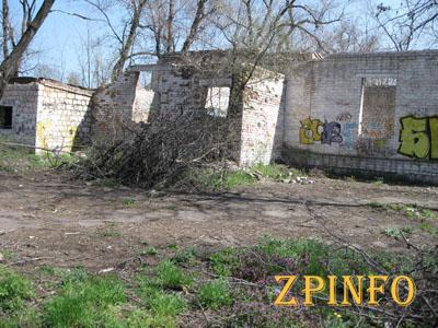 В Запорожье может появиться обновленный парк