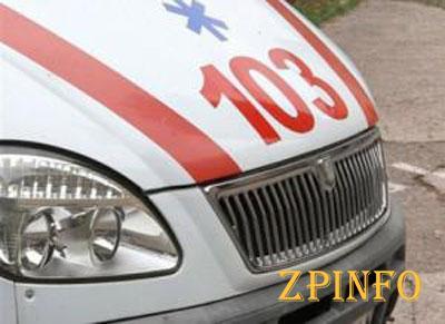 В Запорожье на Бабурке водитель иномарки сбила ребенка