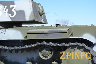 В Запорожье на День независимости пройдет выставка военной техники