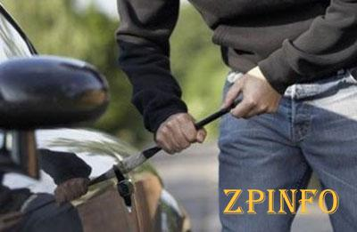 В Запорожье на горячем задержали банду автограбителей