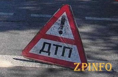 В Запорожье на остановке сбили пешехода