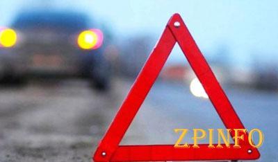 В Запорожье столкнулись автомобили