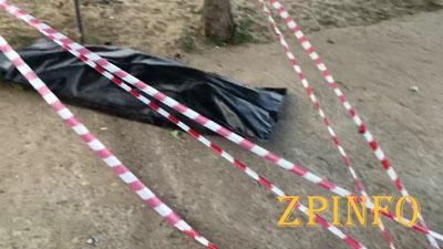 В Запорожье на пляже обнаружили труп