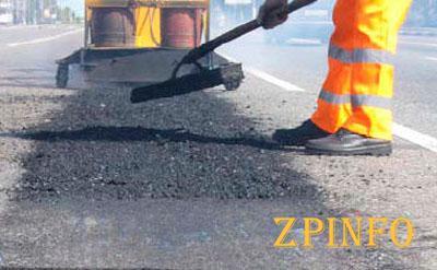 В Запорожье на ремонт тротуара потратят 3 млн. грн.