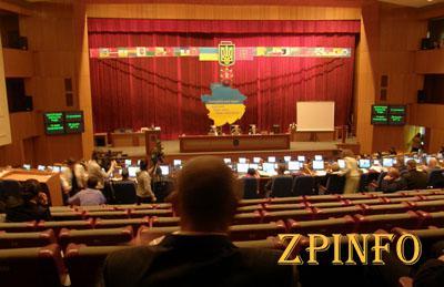 В Запорожье на сессии облсовета назначат заместителя Межейко