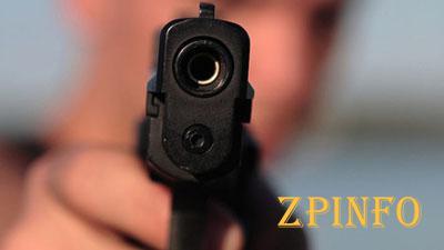 В Запорожье на улице расстреляли мужчину