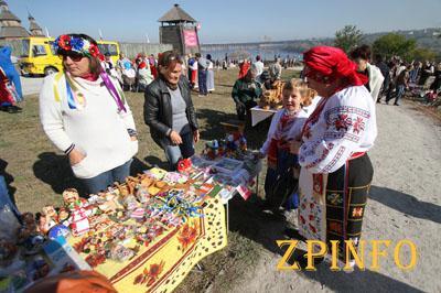 В Запорожье началась подготовка к фестивалю «Покрова на Хортице»