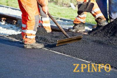 В Запорожье начали ремонтировать дорогу к аэропорту