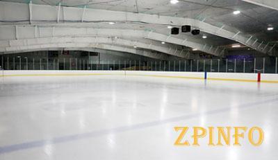 В Запорожье начали строить ледовую арену